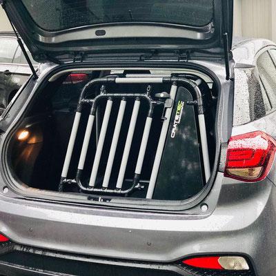Hundebox +M 8.1 für Hyundai i20