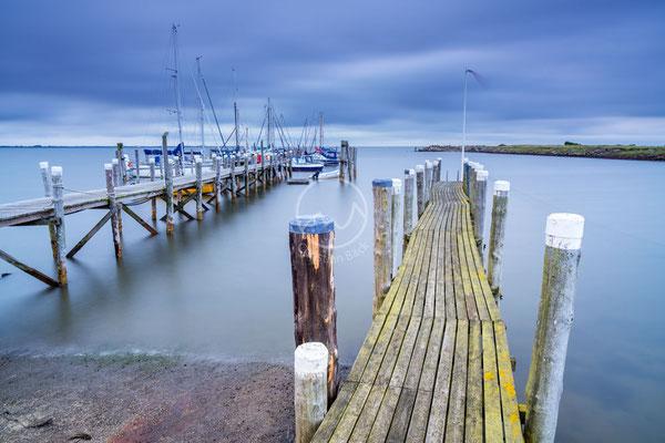 Hafen auf der Insel Sylt | Nordsee