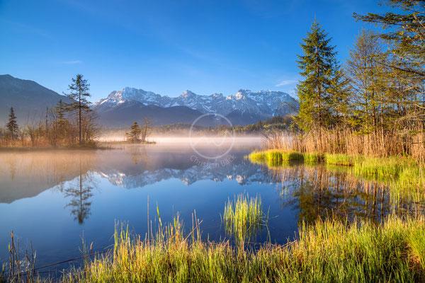 #35 Blick auf Karwendelgebirge
