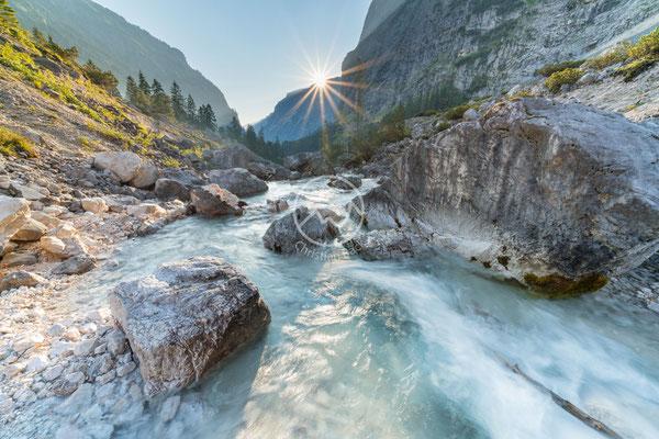 #9 Partnach im Wettersteingebirge
