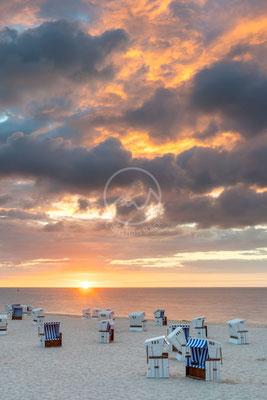 Wolken über der Insel Sylt | Nordsee