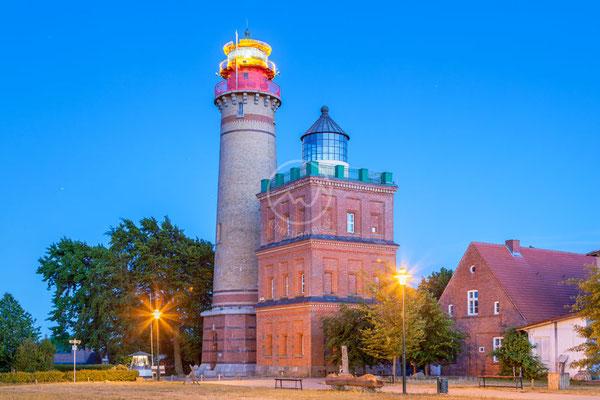 Leuchtturm Kap Arkona auf der Insel Rügen | Ostsee