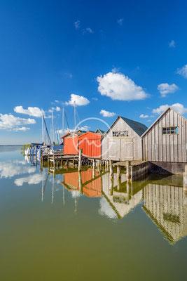 Hafen in Althagen | Ostsee
