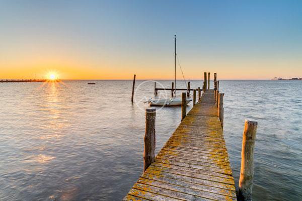 Hafen auf der Insel Amrum | Nordsee