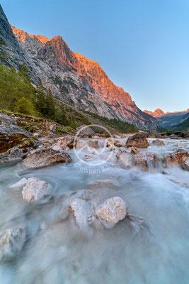 #14 Partnach im Wettersteingebirge
