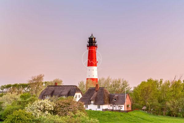 Leuchtturm auf der Insel Pellworm | Ostsee