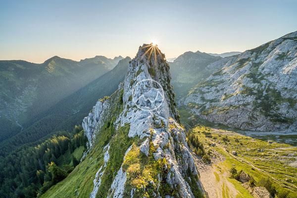 #1 In den Ammergauer Alpen