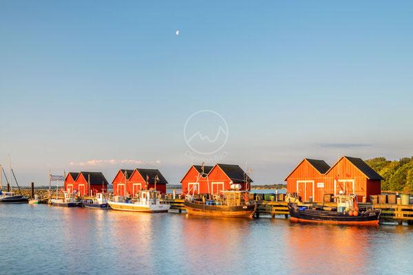 Hafen in Boltenhagen | Ostsee