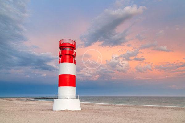 Leuchtturm auf Helgoland | Nordsee