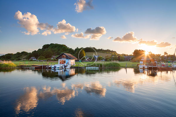 Boddenküste auf der Insel Rügen | Ostsee