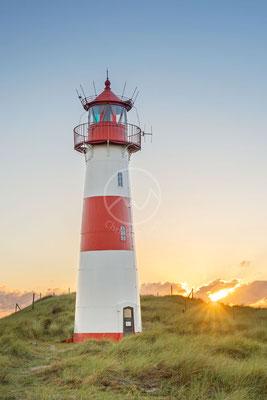 Leuchtturm auf der Insel Sylt | Nordsee
