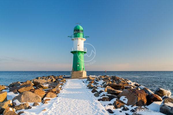 Leuchtturm in Warnemünde | Ostsee