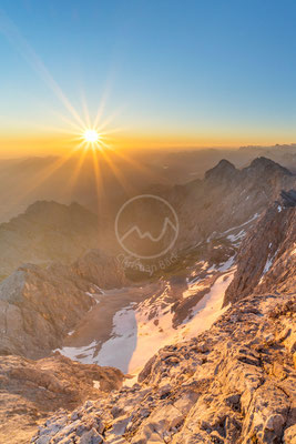 #8 Sonnenaufgang am Jubiläumsgrat