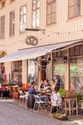 Café in Göteborg
