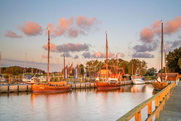 Hafen auf Fischland-Darß-Zingst| Ostsee