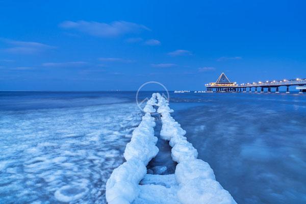 Winter auf der Insel Usedom | Ostsee