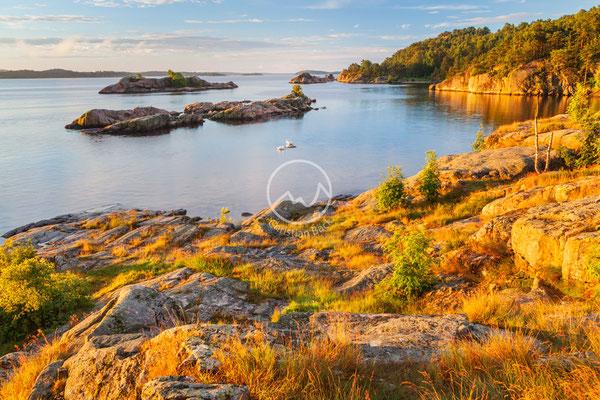 Küste bei Kristiansand