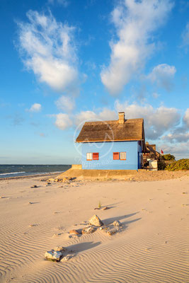 Häuser am Meer in Heiligenhafen | Ostsee
