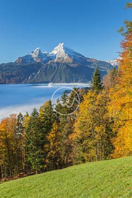 #29 Der Watzmann, Berchtesgadener Alpen