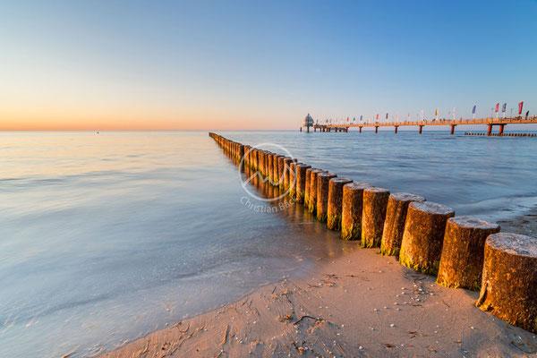 Abend auf Fischland-Darß-Zingst| Ostsee