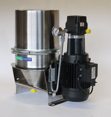 Nebenstrom-Filteranlage WP1-B1-100