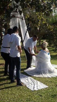 mariage a cabanas los colibris