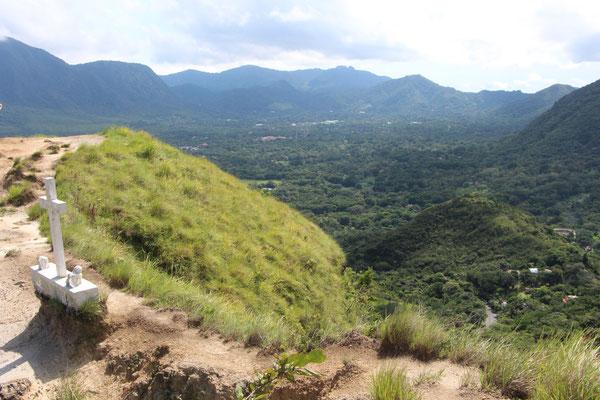 montagne el valle de anton