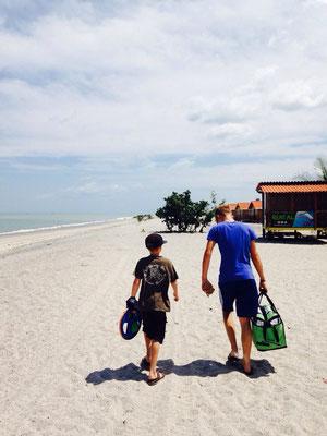 plages sauvages du panama