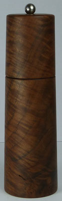 Pfeffermühle Nuss Maser ca. 19 cm