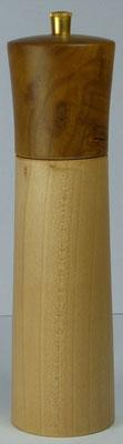 Pfeffermühle Ahorn / Nuss gedämpft ca. 19 cm