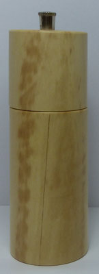 Pfeffermühle Stechpalme (Ilex) ca. 14,5 cm