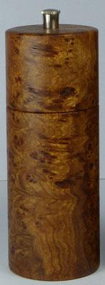 Peffermühle Ulme Maser ca. 14,5 cm - siehe auch Set