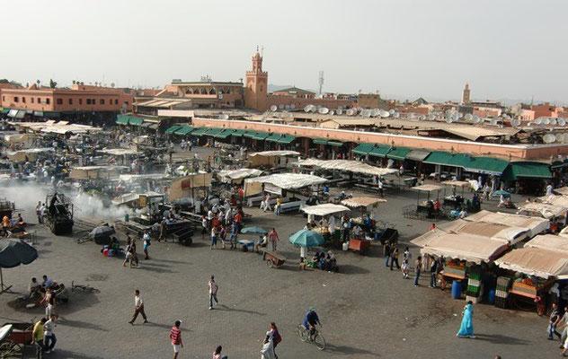 Marrakech Ciudad Imperial - Solomarruecos.com