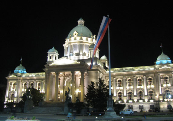 Parlament Serbiens