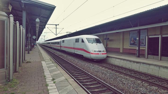 ICE in Baden-Baden