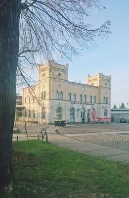 Bahnhof Döbeln