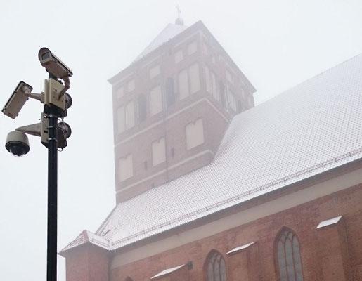 kirchlicher(?) Überwachungswahn
