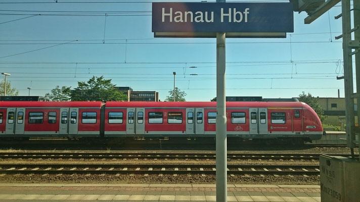 Hanau Hbf