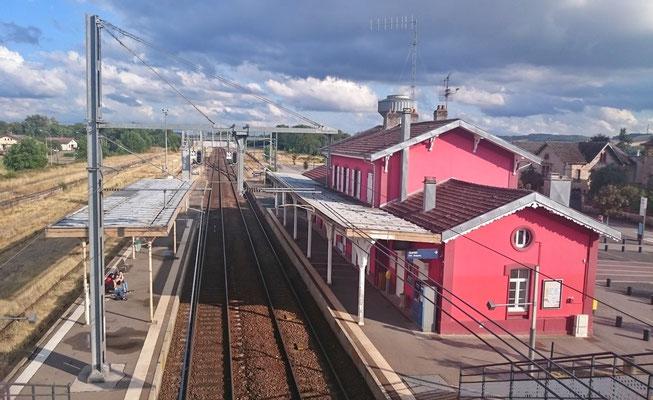 Bahnhof Charmes