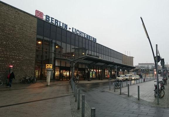 Bahnhof Lichtenberg