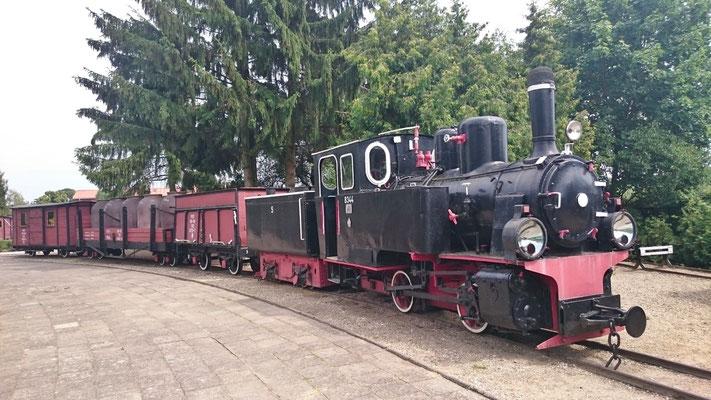 Schmalspurbahn-Museum Venetia