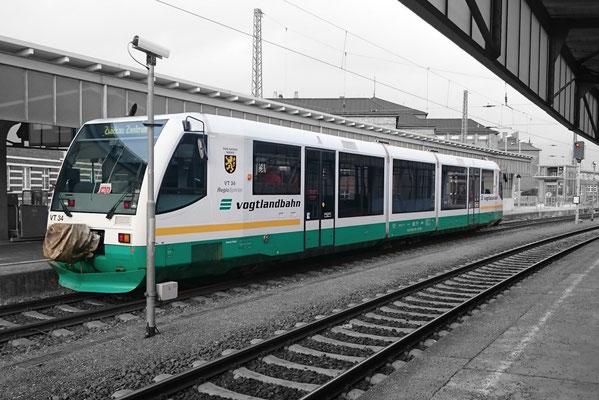 Vogtlandbahn