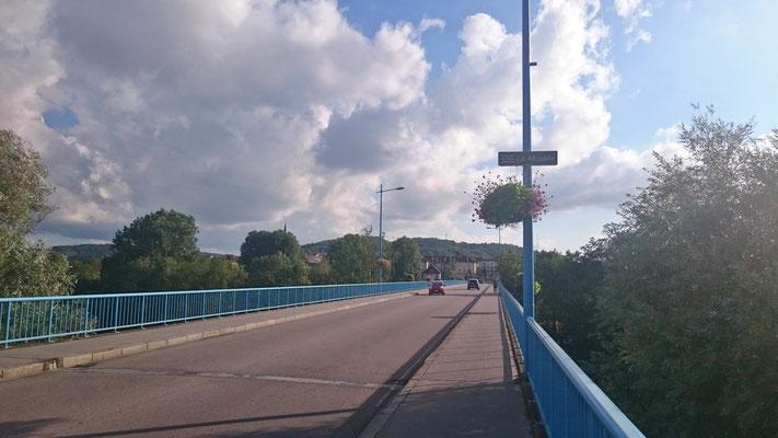 Moselbrücke in Charmes