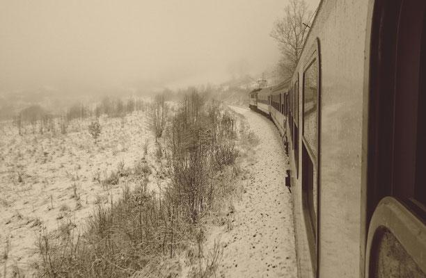 Das ist noch Eisenbahn.