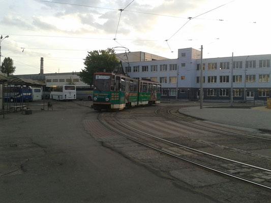 Straßenbahn Lviv