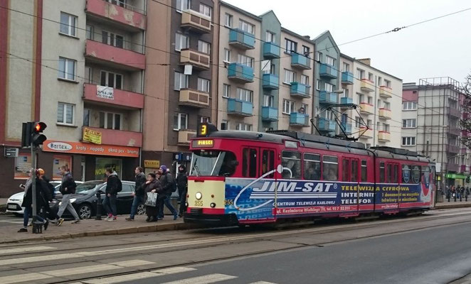 Straßenbahn in Landsberg