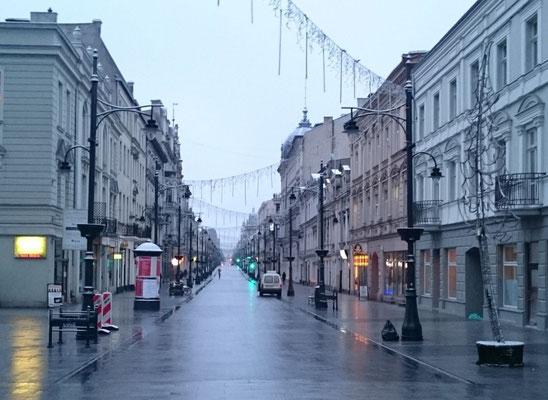 Piotrkowskastraße...