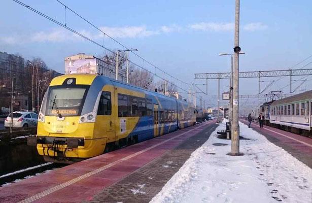 dieser Regio möchte nach Koscierzyna