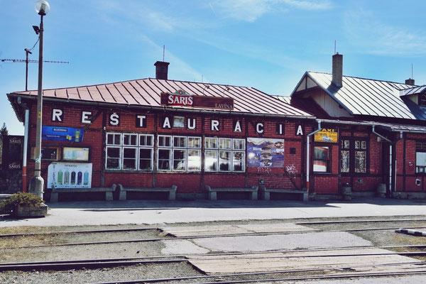 Bahnhof Tatranska Lomnica