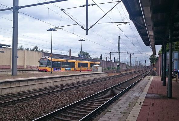 Stadtbahn in Baden-Baden